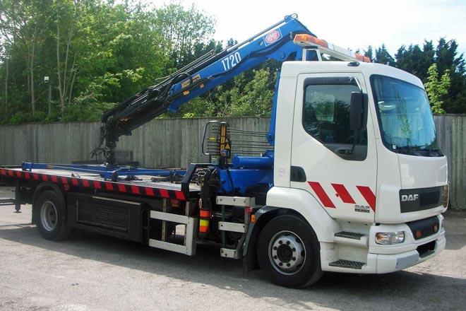 Vehicle Recovery Equipment